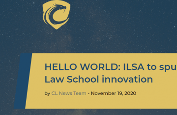 Clout Legal publishes the launch of ILSA